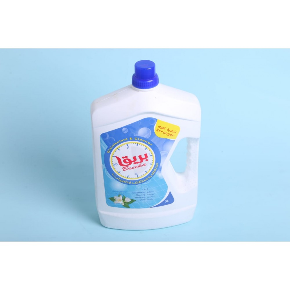 Floor cleaner and disinfectant 3 liters