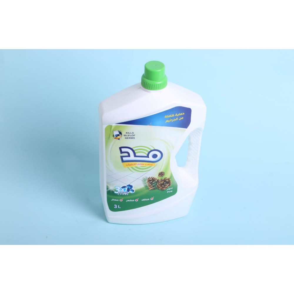Laying disinfectant and floor cleaner 3 liter