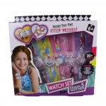 5 pieces watch set game