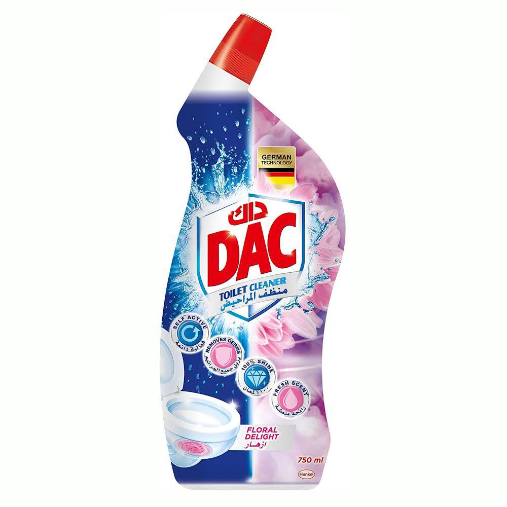 DAC Toilet Cleaner Floral Smell 750 ml