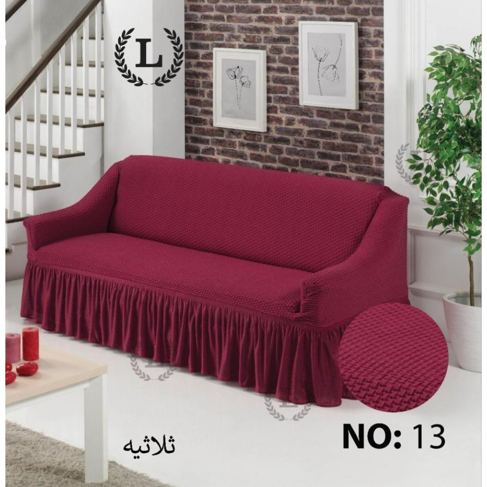 Covering sofa 3 people