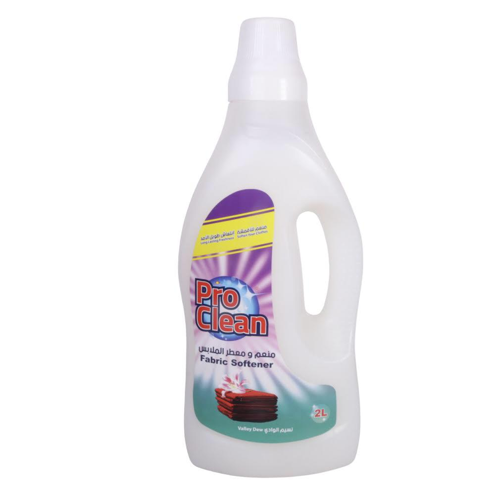Softener and freshener for clothes Valley Dew 2 liter