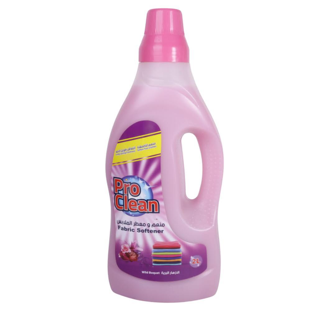 Softener and freshener clothes wild flowers 2 liter