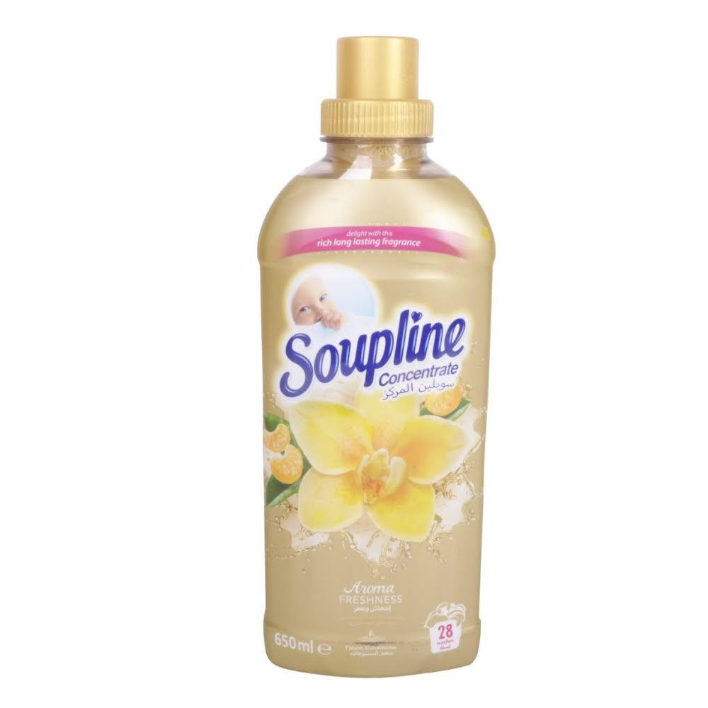 Sublin Concentrated Textile Softener Vanilla 650 ML