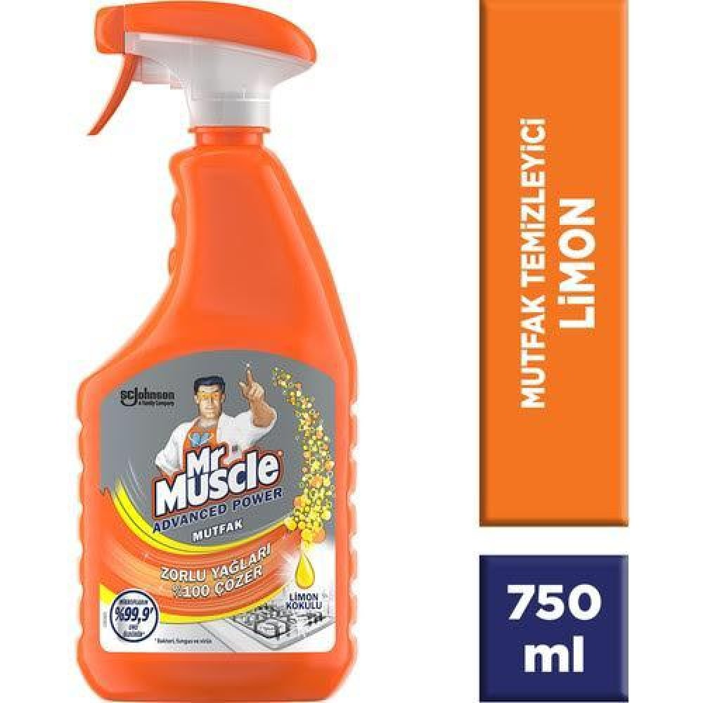 Mr Muscle Kitchen Cleaner 750 ml