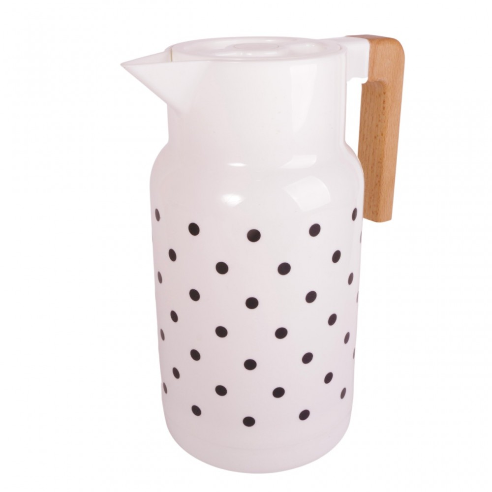 Dotted thermos