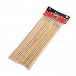 Wood sticks for grill 45 pieces