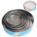 A set of sieves 6 pieces