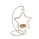 star shaped candlestick