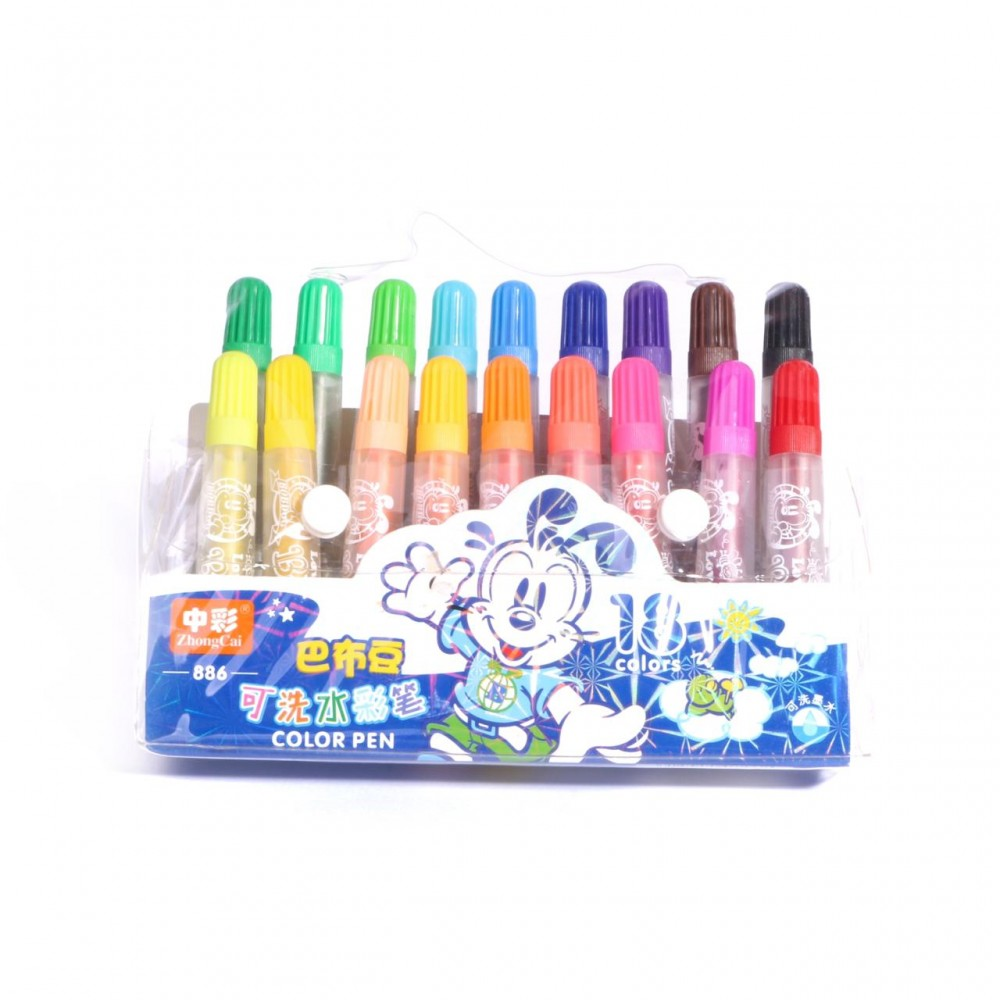 Drawing pens 18 tablets
