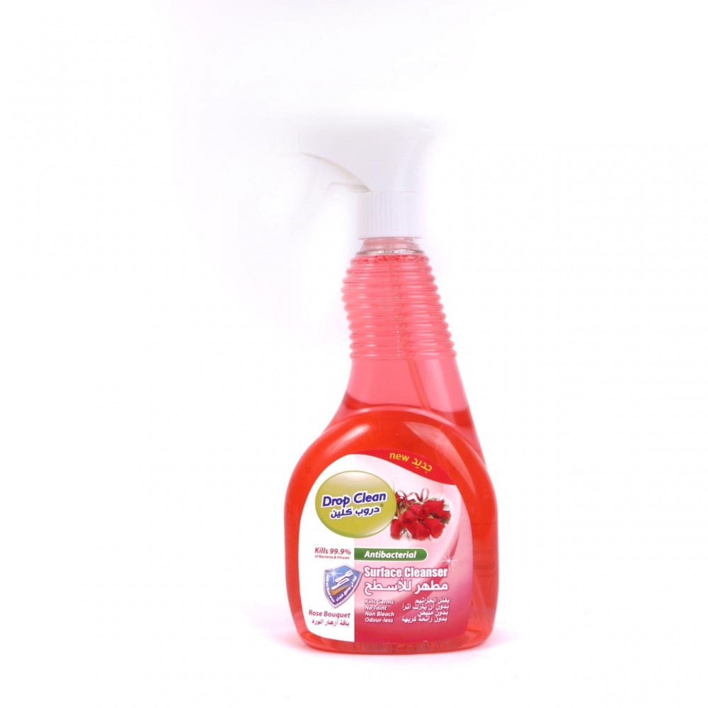Drop Clean Surface Disinfectant 650 ml