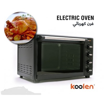 Electric oven 60 liter 2000 watt from Colin