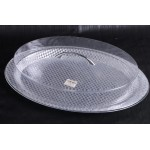 Oval Cake Dish With Cover